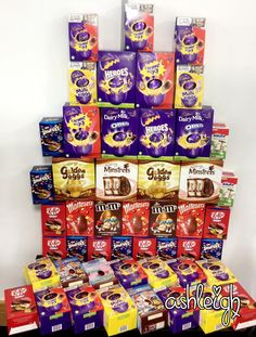 Ashleigh's MEGA Easter Egg Competition