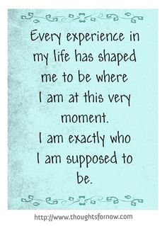 short affirmations - Google Search