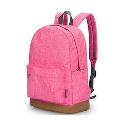 f757e775cf Mara's Dream 2017 Men Male Canvas Candy Color Big Capacity College School  Student Backpack Casual Rucksacks Travel Bag Gray