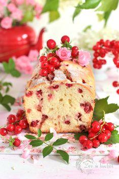 Kisiel z pomarańczy - Zen w kuchni Halloumi, Vanilla Cake, Feta, Sweets, Kimchi, Desserts, Recipes, Blog, Food Ideas