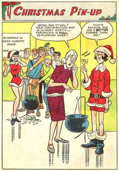 Why did Big Ethel let people call her Big Ethel to her face? | 19 Lingering Questions From Archie Comics