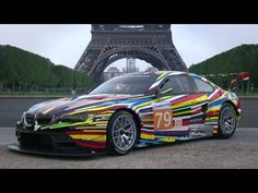 From Calder to Koons, 40 Years of BMW Art Cars - ForbesLife