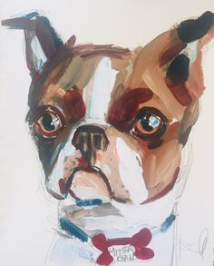 an original watercolour of your pet. Just buy this, respond to the auto email with your picture/s and then in about 2 weeks you get a great surprise from me in the mail. Fun, right? Boston Terrier Love, Alphabet Art, Animal Paintings, Pet Portraits, Animal Photography, Art Pictures, Cute Dogs, The Originals, Pets