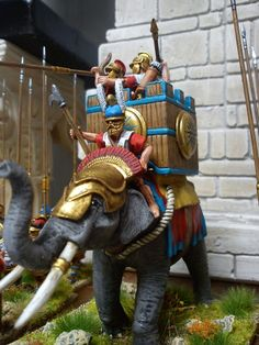 Image War Elephant, Armies, Macedonia, Ancient Greece, Warfare, Soldiers, Mythology, Board Games, Rome