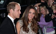 The Duke and Duchess of Cambridge arriving at the inaugural Tusk Conservation Awards at the Royal