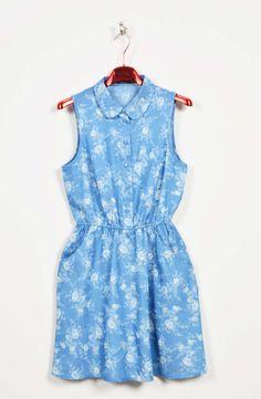 Τζιν Φόρεμα Boutique Stores, Summer Dresses, Jeans, Fashion, Moda, Summer Sundresses, Fashion Styles, Clothing Boutiques, Fashion Illustrations