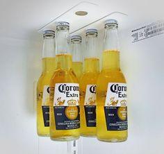 BottleLoft: Magnetic Beer Bottle Attachment For Your Fridge