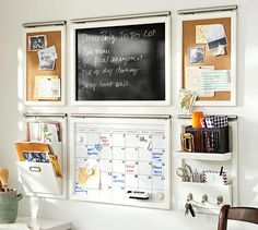 Keep your family organized with this daily calendar system