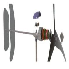 How a Small Wind Turbine Works, Part 3: Turbine Terminology - Renewable Energy - MOTHER EARTH NEWS