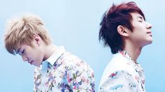 Hyunseong and Minwoo