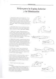 Kundalini Yoga en Terrassa: Clase I. Primer Chakra