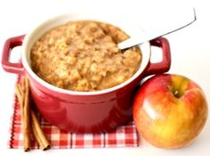 These 20 fall crockpot recipes are bound to fill your homes with the most tremendous flavors EVER! From dinners to soups to desserts - they ALL look amazing.cuz the crockpot is doing all the work! Crockpot Baked Apples, Fall Crockpot Recipes, Apple Recipes Easy, Oatmeal Recipes, Slow Cooker Recipes, Fall Recipes, Crockpot Meals, Breakfast Dishes, Breakfast Recipes
