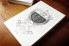 2016 Letterpress Calendar - The Creative Manifesto on Behance