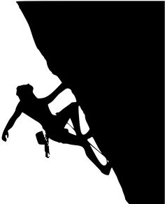 image result for rock climbing clip art svgs pinterest rock rh pinterest com rock climber clipart black and white rock climbing clipart black and white