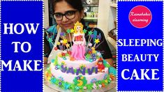 sleeping beauty baby doll cartoon birthday cake design for girls with cute cloths and accessories Simple Birthday Cake Designs, Cake Designs For Girl, Cartoon Birthday Cake, Birthday Cake Girls, Princess Birthday, 5th Birthday, Cake Decorating Icing, Cake Decorating Classes, Decorating Ideas