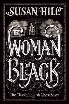 The Woman In Black, book coverI was commissioned earlier this year to design the cover for Susan Hill's gothic horror, The Woman In Black, which has just been republished by Penguin Random House. A Victorian feel was required but the brief was quite...