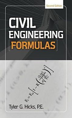 Handbook of civil engineering calculations eng pinterest civil engineering formulas mechanical engineering fandeluxe Choice Image