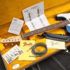 American Vintage '64 Telecaster® | Electric Guitars | Fender Guitars