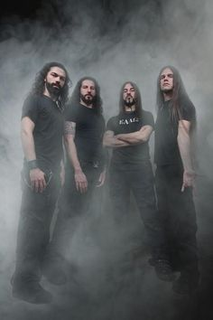 See Rotting Christ pictures, photo shoots, and listen online to the latest music. Glen Benton, Rotting Christ, Pictures Of Christ, Heavy Metal Bands, Metalhead, Latest Music, Music Bands, Black Metal, Cool Bands