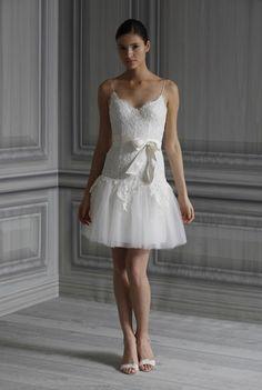 abito sposa Monique Lhuillier