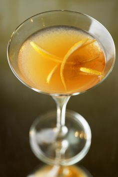 The Peary Bird is a fun autumn cocktail with a lot of flavor. Winner of the Pear Cocktail Contest