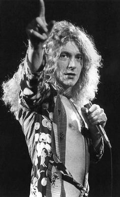 Robert Plant and yes Led Zeppelin is number 1