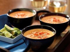 This Coconut Soup with Mild Curry recipe combines fresh veggies with pantry ingredients, and our Spicy Thai Chili Clover Leaf Tuna to create a sensational Thai soup! Coconut Soup Recipes, Coconut Curry Soup, Curry Recipes, Mild Curry Recipe, Quick Recipes, Cooking Recipes, Chili Soup, Tuna, Seafood