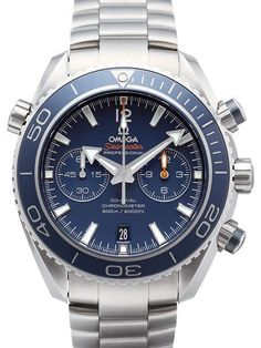Omega Seamaster Planet Ocean 600m 232.90.46.51.03.001 Co-Axial Chronograph