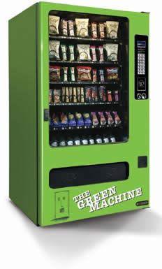 #healthyvendingmachine #vendingmachines http://www.randrvending.com/healthy-snacks/