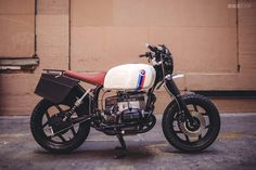 Max Hazan and The Mighty Motor joined forces to build the BMW Scrambler that could have been.