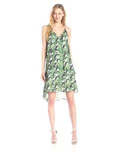 d66b0ca90fb Amazon.com  Rebecca Minkoff Women s Printed Lena Dress  Clothing W Dresses