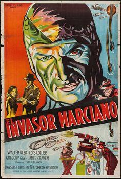 Flying Disc Men from Mars (1950)