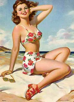 Art Frahn  (love the suit, btw)