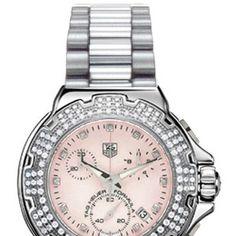 TAG Heuer Women's Formula 1 Diamond Accented Chronograph Watch
