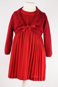 Mein il gufo Set Kleid Plissee aus Kupferseide mit Bolero Rot 3J 98 NP249€ von il gufo! Größe 98 für 79,95 €. Schau´s dir an: http://www.mamikreisel.de/kleidung-fur-madchen/festliche-anlasse/36630695-il-gufo-set-kleid-plissee-aus-kupferseide-mit-bolero-rot-3j-98-np249eu.