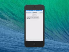 How to Forward a Text Message on an iPhone
