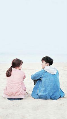 #ShoppingKingLouie  ❤ #mbcdrama Korean Drama Stars, Korean Drama Movies, Korean Actors, Korean Dramas, Baby Cartoon Drawing, Cartoon Drawings, Real Couples, Cute Couples, Korean Novela