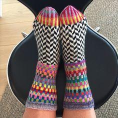 Slipper Socks, Slippers, Men In Heels, Boot Toppers, Sock Knitting, Wool Socks, Knit Picks, Knitted Gloves, Sock Shoes