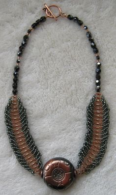 Loopy Ladder Necklace 1