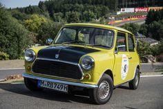 MINI Mr. Bean by BMW
