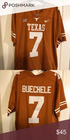 19321e375727 University of Texas UT football jersey Sz XL