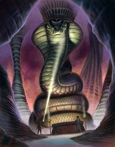 Temple of Serpents. Copyright 2106 Chaosium Inc.
