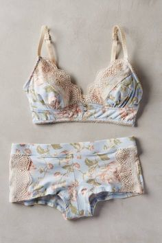 Wildflower Lace Hipsters by Underella