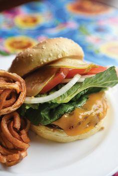 Little Max Hamburger Fric & Frac Kansas City