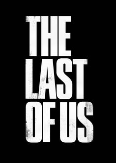 The Last of Us - Game Logo