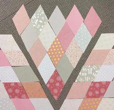 Diamond Quilt - A Tutorial