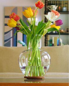 Como mantener tus flores frescas como recién cortadas. http://www.madridcode.com/2016/11/16/mantener-tus-flores-frescas-recien-cortadas/
