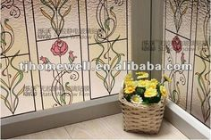 stained glass window film, View stained glass window film, LAVAO Product Details from Tianjin Homewell Plastic Co., Ltd. on Alibaba.com