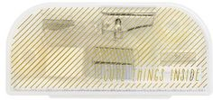 k Mini Stationery Kit - Metallic Kikki K, Stationery, Metallic, Kit, Mens Tops, Stationery Shop, Paper Mill, Stationery Set, Office Supplies