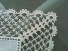 Thin End Lace Models - Tığ işleri Crochet Boarders, Crochet Edging Patterns, Crochet Lace Edging, Lace Patterns, Filet Crochet, Crochet Doilies, Crochet Stitches, Knit Crochet, Knitting Projects